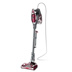 At under 9 pounds, this lightweight and portable vacuum converts into a hand vac to clean anything from your floors to ceiling. If you're looking for a stick vacuum that performs like an upright than the shark rocket trumpet HV322 is just for you.