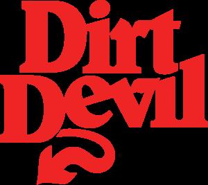 the dirt devil vacuum logo